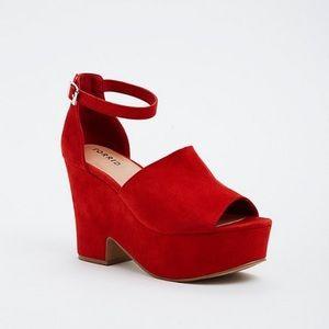 torrid Shoes - Torrid Platform Sandals